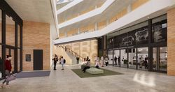 Lab Building Promotes Interdisciplinary Research