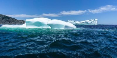 Icebergs Are Melting Faster Than Current Models Suggest