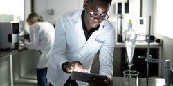 Increasing Participation in STEM Using AI