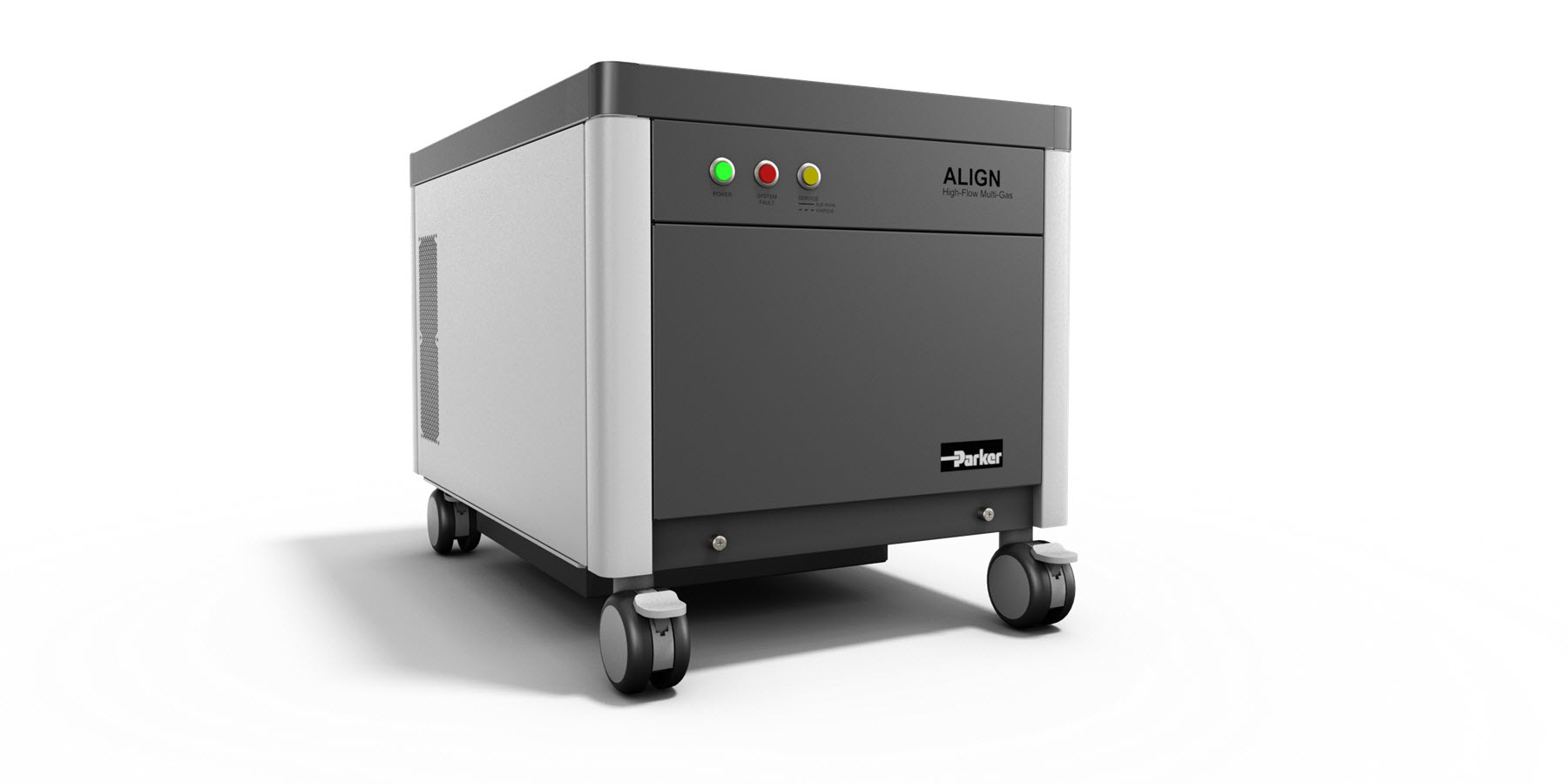 Parker Expands the ALIGN™ Product Line with the High-Flow Multi-Gas Generator to Support SCIEX Triple Quad™ 7500 LC-MS/MS Systems