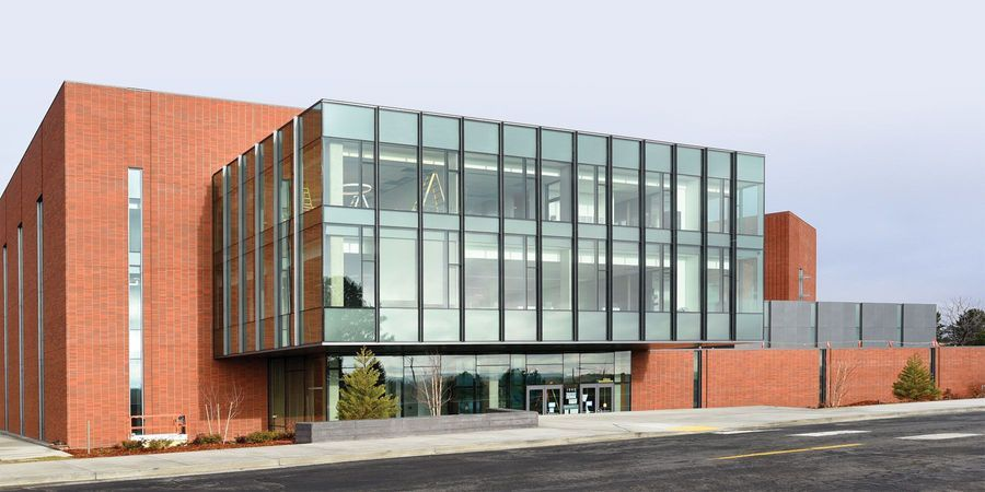 Animal Health Lab Grows a New 'Wing'