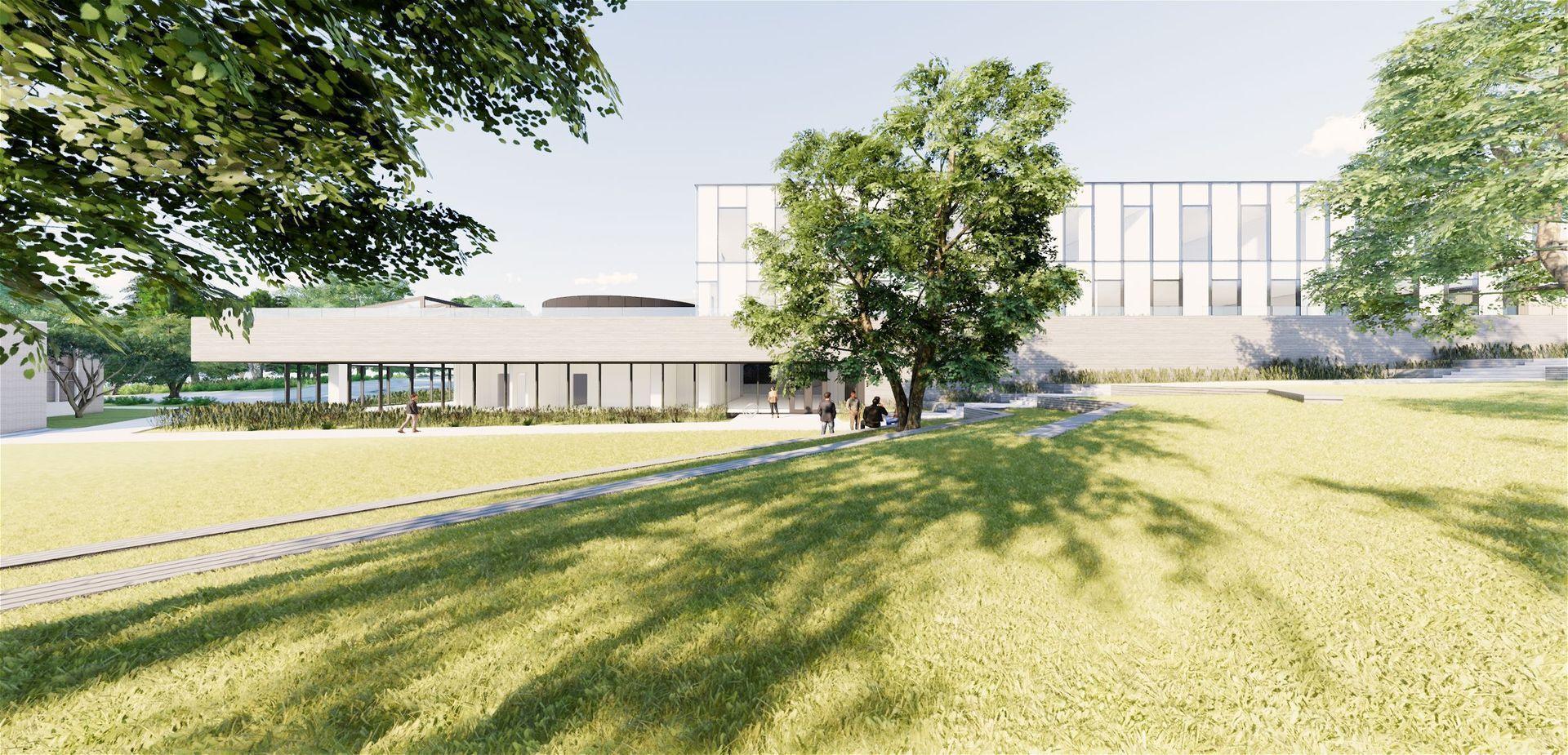 Project Profile: Leggett Building, Montgomery Community College
