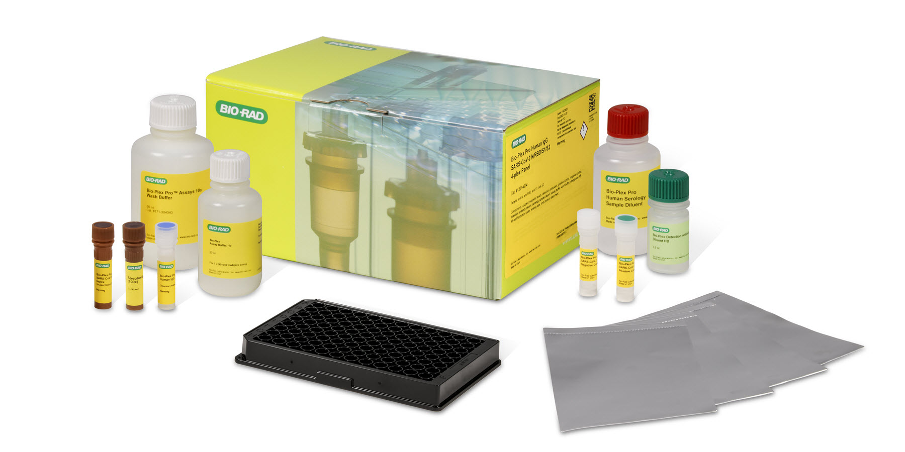 Bio-Rad Introduces Bio-Plex Pro Human IgG SARS-CoV-2 Serology Assays
