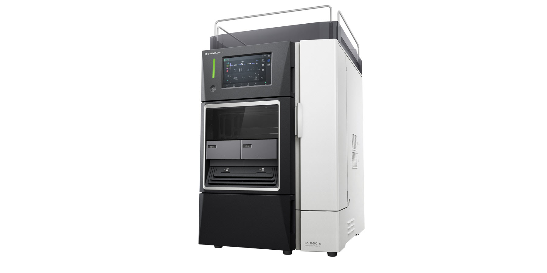 New Integrated High-Performance Liquid Chromatographs Incorporate AI for Higher Efficiency and Productivity