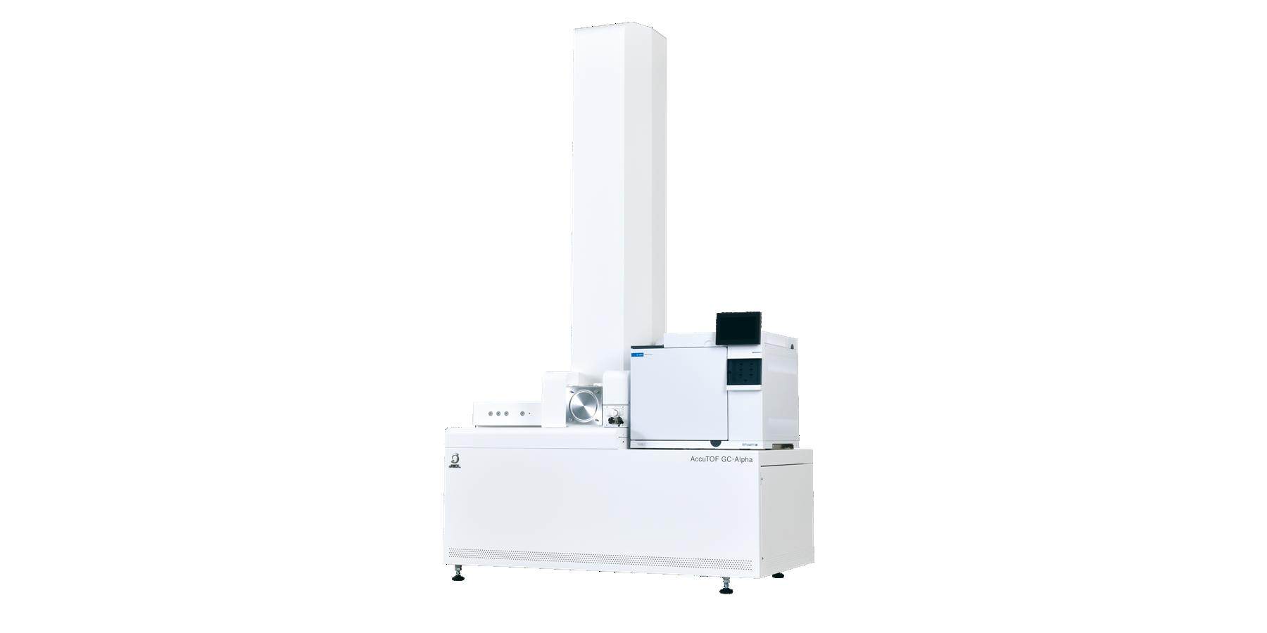 JEOL Introduces New Time-of-Flight Mass Spectrometer JMS-T2000GC AccuTOF™ GC-Alpha