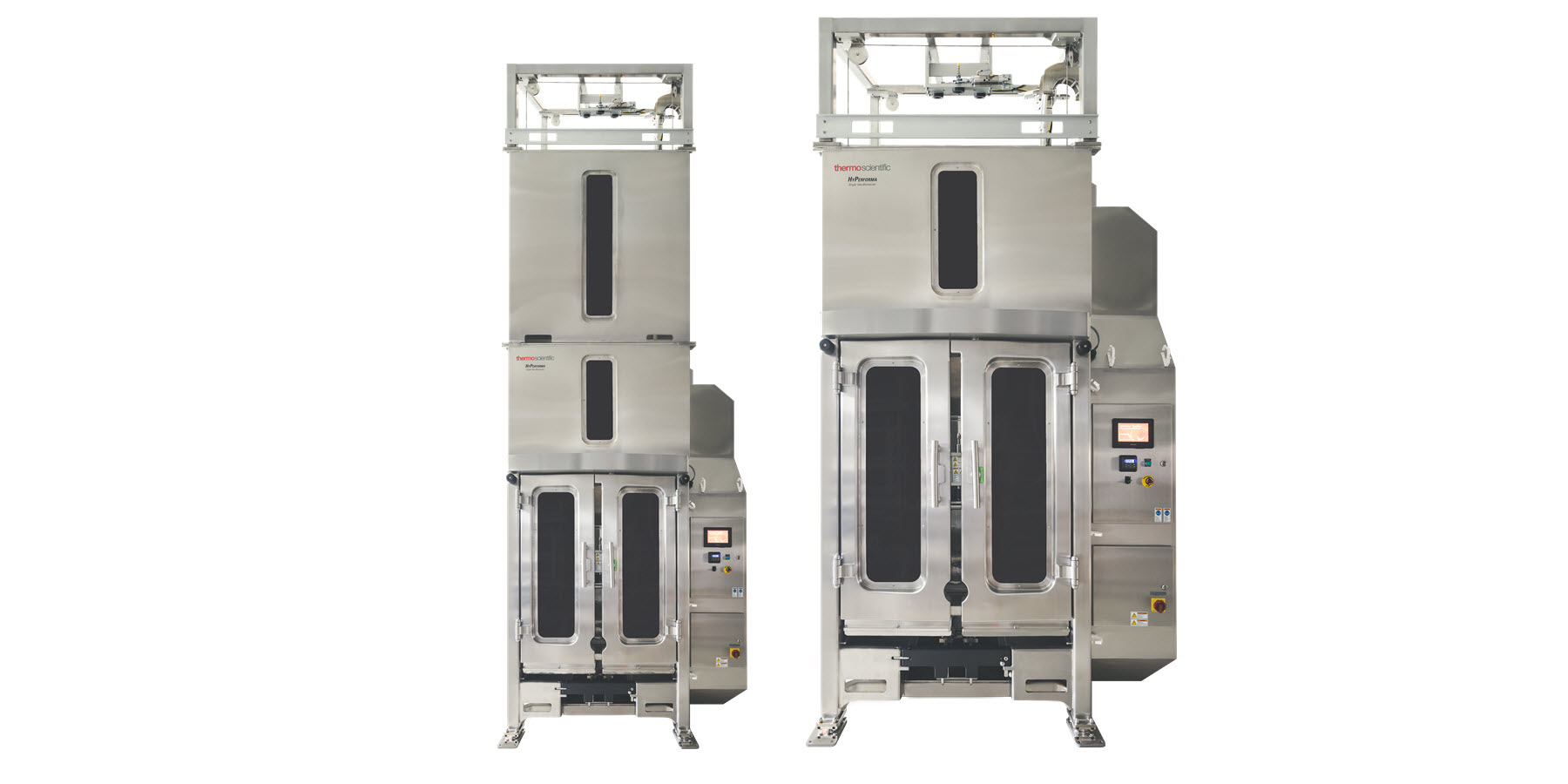 Thermo Fisher Scientific Launches 3,000 L and 5,000 L HyPerforma DynaDrive Single-Use Bioreactors (S.U.B.s) for Cell Culture Production