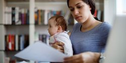 Mothers in Academia Address Workplace Inequalities
