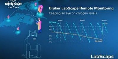 Bruker Connects 1,000th NMR Magnet to LabScape™ Remote Monitoring More Magnet 'Peace of Mind' for Customers Working from Home