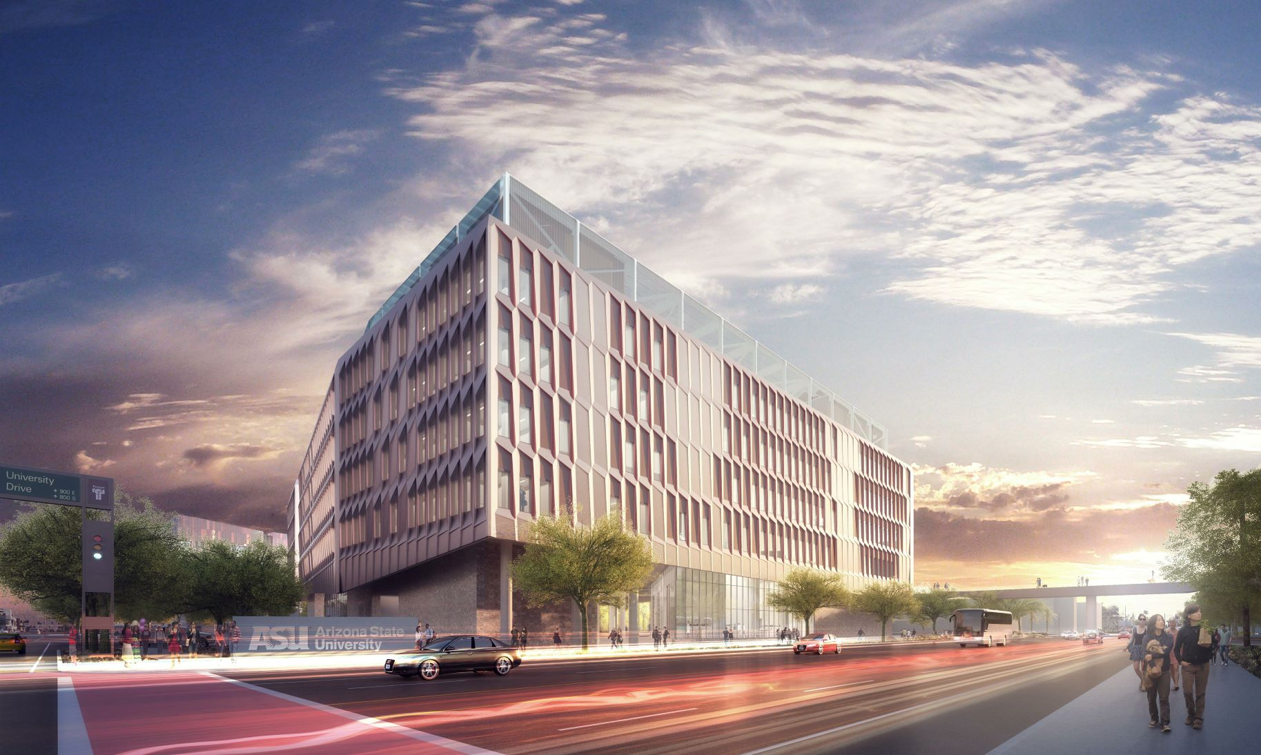 Project Profile: ASU Interdisciplinary Science and Technology Building 7 (ISTB7)