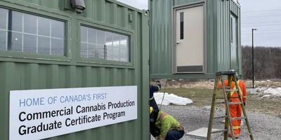 New Dedicated Cannabis Research Facility Built