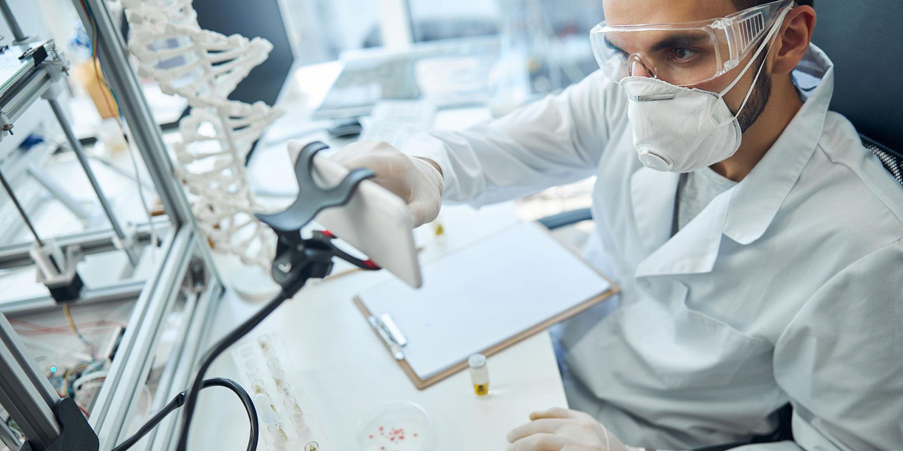 Powering the Modern Smart Lab