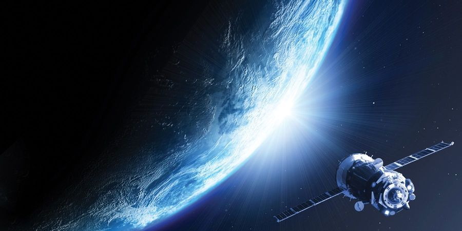 Lab Uses Microgravity Environment to Develop Better Spacecraft