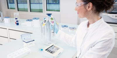 Eppendorf Introduces Connected Electronic Pipettes