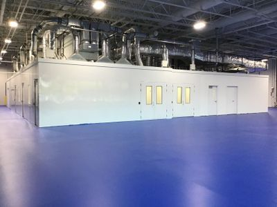 Mecart Cleanrooms Obtains FM Appoval for Cleanroom Panels with Best-in-Class Performance