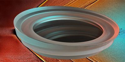 Concave Spherical Mirrors for Schlieren Imaging