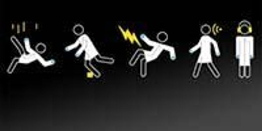 Falls, Electrical Shocks, and High Decibel Levels, Oh My!