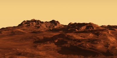 Mars Did Not Dry Up All at Once, New Research Shows