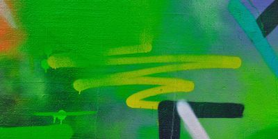 Research Helps Rescue Street Art from Vandals' Graffiti