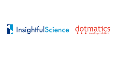 Insightful Science Joins Forces with Dotmatics to Form a Leading Cloud-First Scientific R&D Company