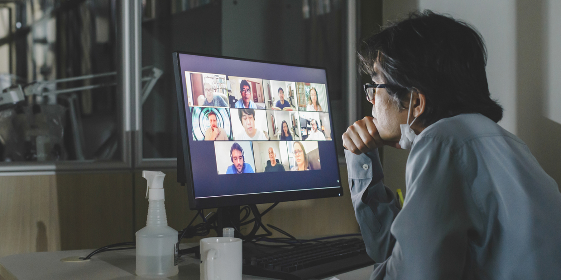Research Reveals How to Combat Videoconference Fatigue
