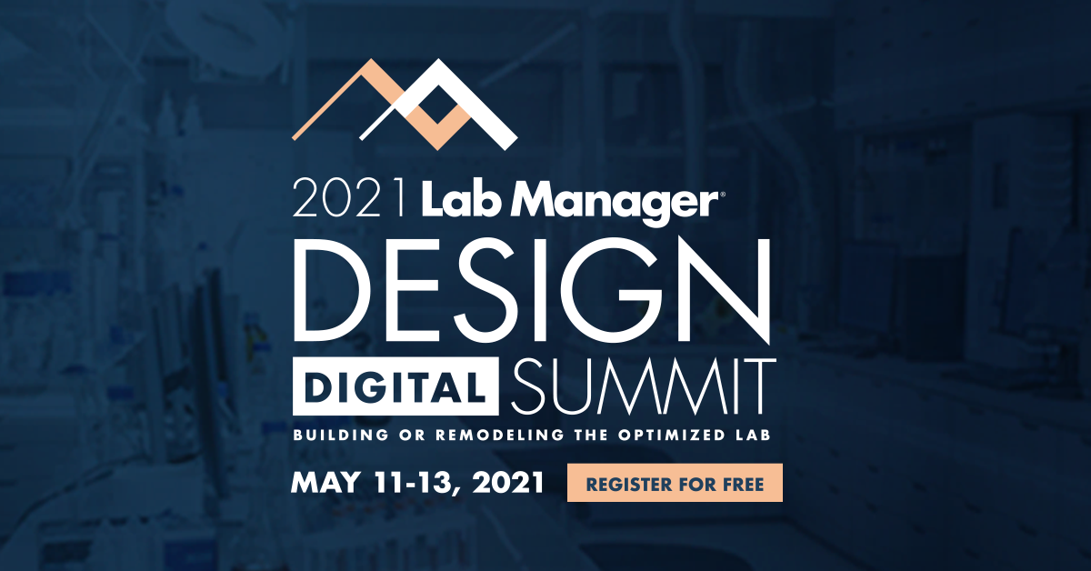 Register Today for the Lab Design Digital Summit