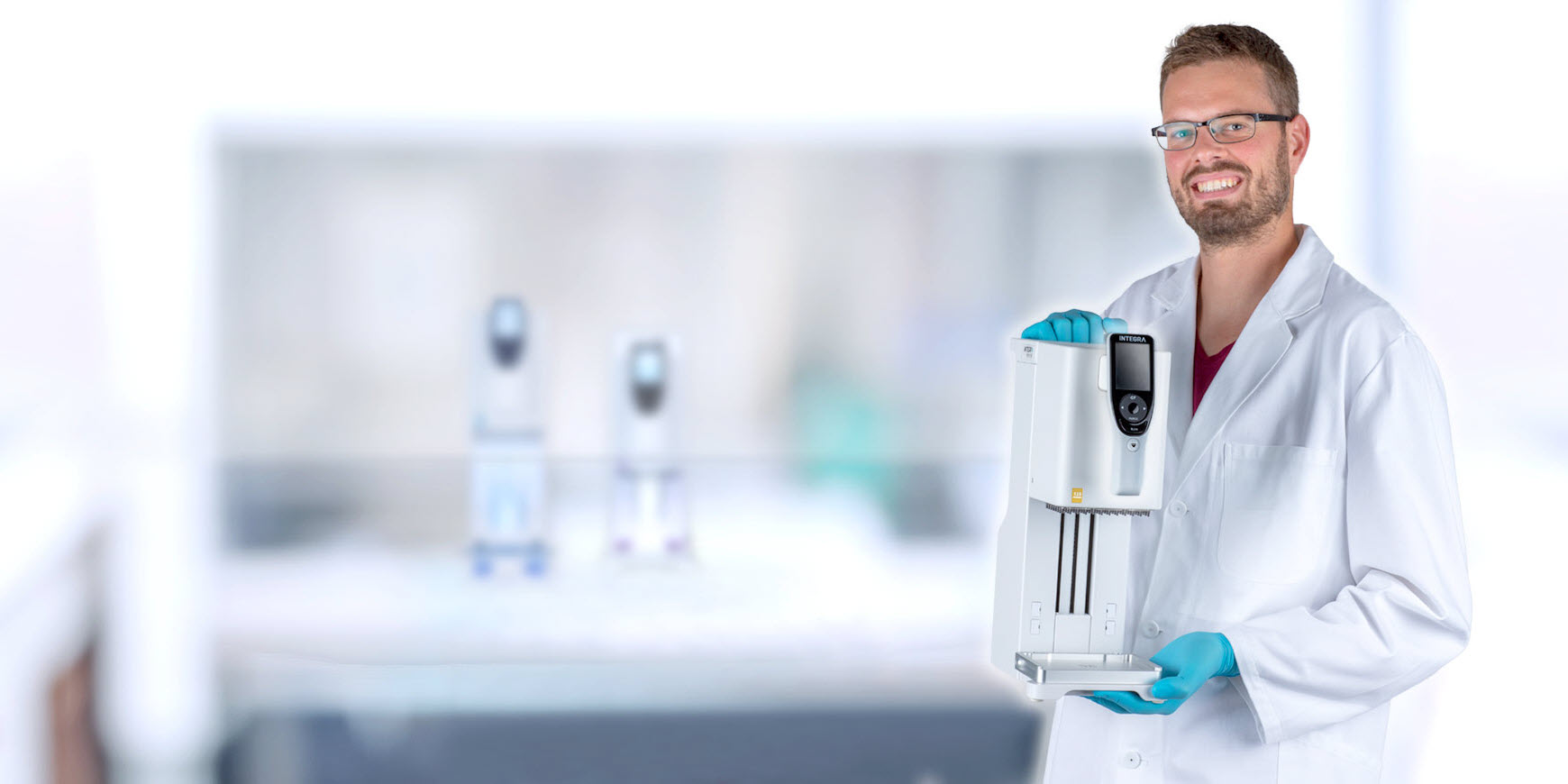 INTEGRA Introduces Its Portable 96-Channel Pipette at the Most Affordable Price
