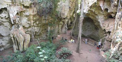Africa's Oldest Human Burial Site Has Been Uncovered