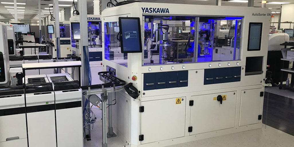 Yaskawa's AutoSorter XN Provides Pre- and Post-Analytic Specimen Processing for Sysmex XN-Series Line