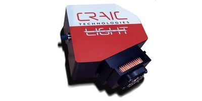 Lightblades™: A New Spectrophotometer Concept from CRAIC Technologies