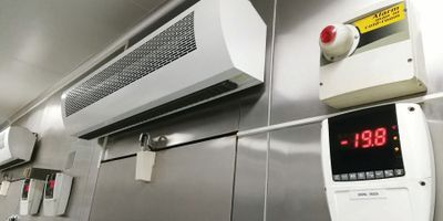 Cold Storage Security