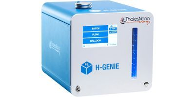 H.E.L Group Signs Distribution Agreement with ThalesNano Energy for H-Genie Benchtop High-Pressure Hydrogen Generator