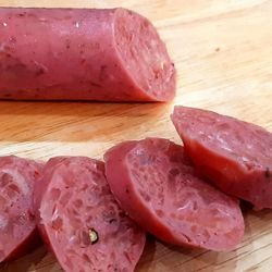 How a Raw Pork Snack Could Help Us Keep Food Fresh, Naturally
