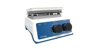 Heat and Stir Safely with New Cole-Parmer® Stuart® Undergrad Hot Plates