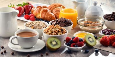 Those Breakfast Foods Are Fortified for a Reason