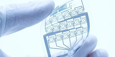 Inkjet Printing Shows Promise as New Strategy for Making E-Textiles