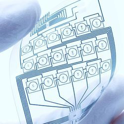Inkjet Printing Show Promise as New Strategy for Making E-Textiles