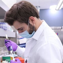 An End-to-End Automated Synthetic Biology Workstation Enabling High-Throughput Synthesis