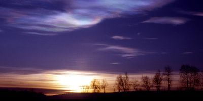 Rising Greenhouse Gases Pose Continued Threat to Arctic Ozone Layer
