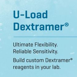 Launch of U-Load Dextramer® with Peptide Receptive MHC I and MHC II Monomers