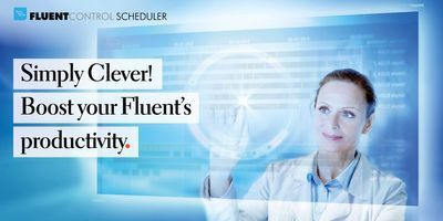 Tecan's FluentControl™ Scheduler Simplifies Automation of Complex Workflows