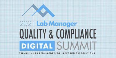 Lab Manager Quality & Compliance Digital Summit