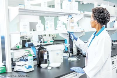Redesigning Lab Operations Through Expert Inventory Management