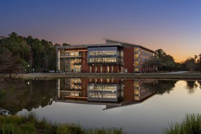 Project Profile: Georgia Southern Center for Engineering and Research
