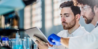 Lab Data Automation for Chemicals and Materials R&D