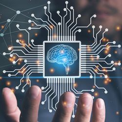 New AI-Based Tools to Accelerate Functional Electronic Materials Discovery