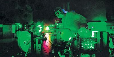 Home of the World's Brightest Laser Looks to Bring High-Quality X-rays to Research, Medical Applications