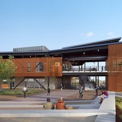 Chemistry and Biotech Building Puts Science on Display