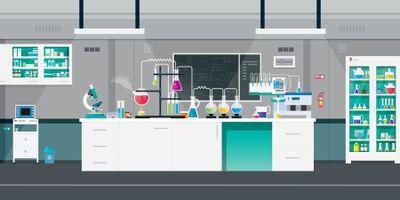 new-lab-setup