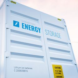 Polymer Scientist Helps Develop New Technique for Large-Scale Energy Storage