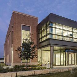 Ultra-Secure Lab Building Hidden in Plain Sight